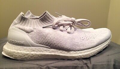 225551c5d NEW ADIDAS UltraBoost Uncaged White Running Shoes Youth 7 Women s 8.5 BY2079