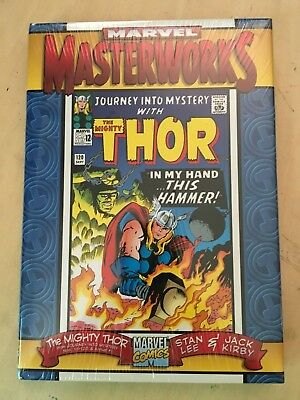Mighty Thor Volume 15 Coll #242-254 Marvel Masterworks HC Hard Cover New Sealed