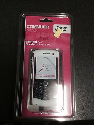 BlackBerry 9100 Pearl 3G OtterBox Commuter Case Pink/White. Brand New & Original