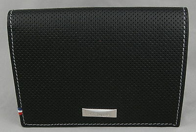 Kleidung & Accessoires Paul Smith Signature Multi Stripe Leather Phone Pouch Business Card Holder Bnwt