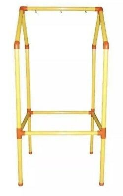Zoo-Max Playgym Stand Tower Frame. Parrots Birds. BOX HAS BEEN OPENED! £155rrp!