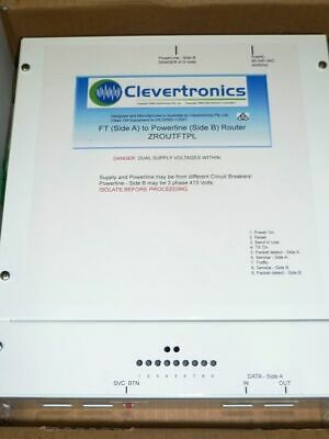Clevertronics Emergency exit Light Router - ZROUTFTPL