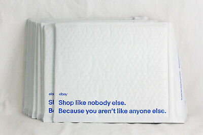 """10 Pieces eBay-Branded Padded Airjacket Shipping Envelopes 8.5"""" x 10.75"""""""