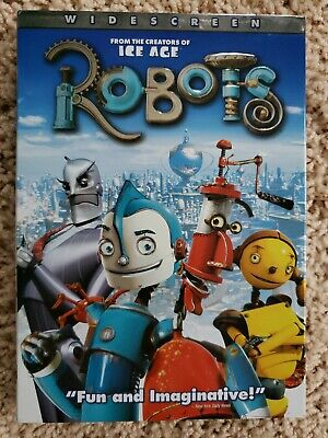 Robots (DVD, 2005, WideScreen Edition)