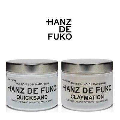 Hanz De Fuko Claymation x Quicksand 2oz Bundle Freeshipping