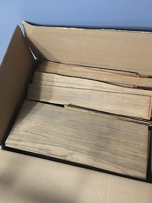 Ovangkol 2nds Box Furniture Lumber Veneer Inlay Luthier Supplies Box Making 1/8""