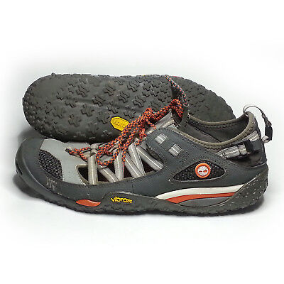 4c62893b80a4 TIMBERLAND OUTDOOR HIKING Water Shoes Men Size 9.5 M Vibram Outsole ...