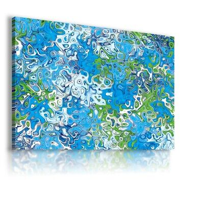 Colorful Pattern Modern Abstract Canvas Wall Art Picture Large Ws134 Unframed