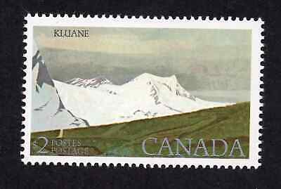 Canada #727 $2.00 Kluane National Park Issue MNH