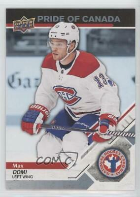 2019-20 Upper Deck National Hockey Card Day Canada #CAN-8 Max Domi