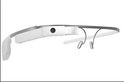 Google Glass  Explorer Edition Cotton White Glasses