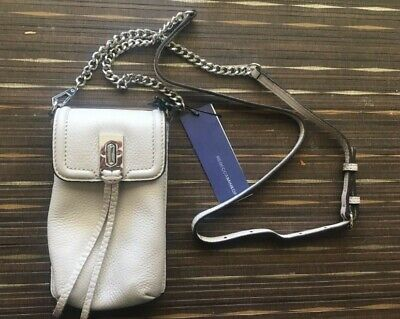 172e3e07db0e1 REBECCA MINKOFF DARREN Phone Crossbody Bag - Putty- NEW WITH TAGS ...