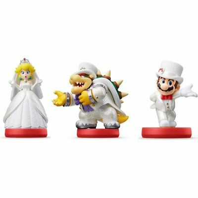 🔴 Lot 10 Cartes Amiibo Mario Odyssey  - Switch 🔴