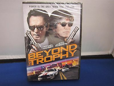 Beyond the Trophy (DVD,NEW 2014) Power is the only thing that matters Fast Shipp