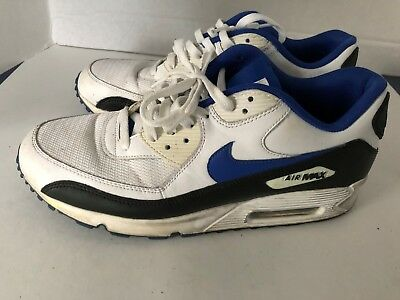 2012 NIKE AIR Max Men's Athletic Sneakers Shoes Multi Color Size US 11