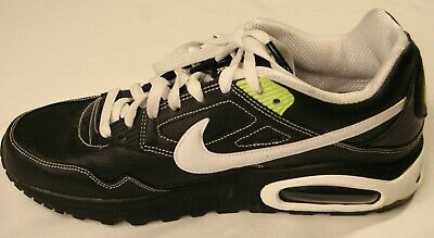 quality design c6ca3 5c786 Nike Air Max Skyline Black Neon Green Men s Size 8.5 343902-013 Shoes