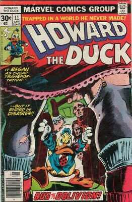 Howard the Duck (1976 series) #11 in Very Fine + condition. Marvel comics [*wh]