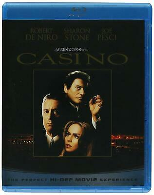 CASINO Blu-ray Disc BRAND NEW *SEALED* universal pictures