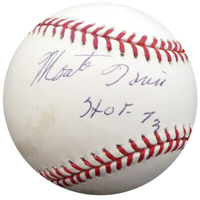 Autographs-original Competent New York Yankees Hof Joe Torre Signed Omlb Baseball Jsa Cert Free Shipping Cheap Sales Baseball-mlb