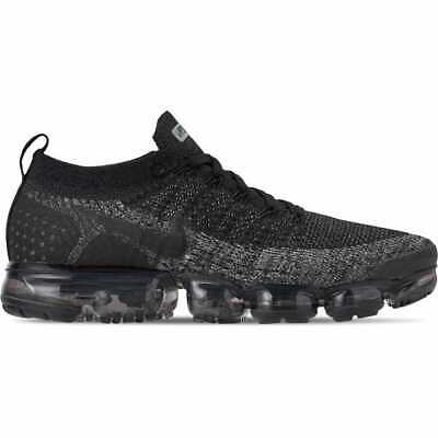 a3346a3595c3b Nike Air VaporMax Flyknit 2 Running Black Black Dark Grey Anthracite 942842  012