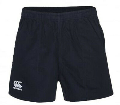 "Canterbury CCC Rugged Drill Shorts - Size XS (28"") - Navy  **SALE PRICE**"