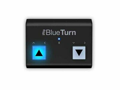IK Multimedia iRig Blue Turn Wireless Page Turner