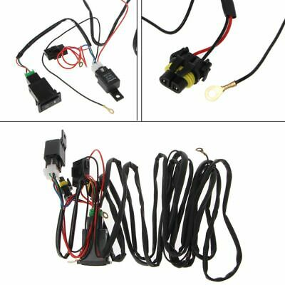 Magnificent Universal Wiring Harness Kit 40A 12V Switch Relay Fuse For 4 Led Wiring Database Redaterrageneticorg