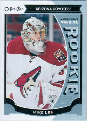 2015-16 O-Pee-Chee LEE Marquee Rookie SP RC #504 Arizona Coyotes OPC UD MIKE