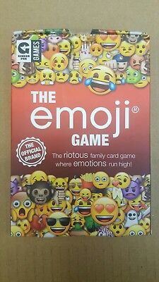 Nib The Emoji Game Toys & Hobbies Card Game By Ginger Fox Games