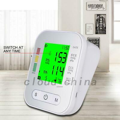Automatic Electronic Blood Pressure Monitor with Voice Function With Arm Cuffs