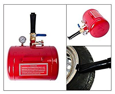 Gonfleur, canon à air, booster pneus tubless quad buggy 4x4 moto voiture