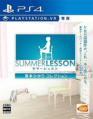 PS4 Summer Lesson: Miyamoto Hikari Collection (VR only) Japan Import