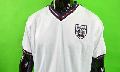 1984-87 SCORE DRAW England 1986 World Cup Home Shirt SIZE XL (adults)