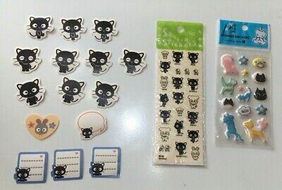 a80ac0afc341 NEW!!!! Lot Of Chococat Stickers Sanrio 1996