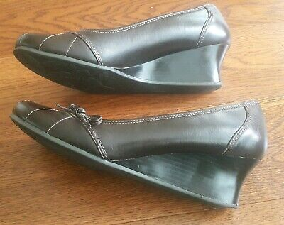 07c07ed17eea WOMENS SHOES LOT size 10 11 CLARKS INDIGO BASS MUDD kitten heels ...