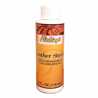 Fiebing's Leather Sheen - Shines & Conditions Leather