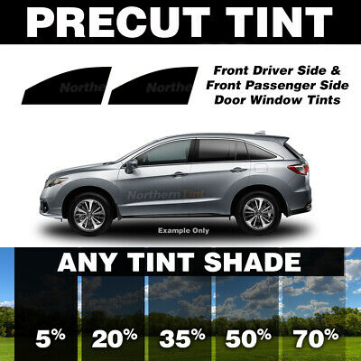 UCD PRECUT FRONT DOORS WINDOW TINT FILM FOR CHRYSLER TOWN /& COUNTRY 01-07