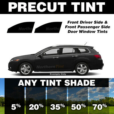 PRECUT WINDOW TINT W// 3M COLOR STABLE FOR FORD FUSION 13-15