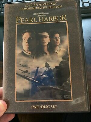 Pearl Harbor Dvd Movie Two Disc Set Special Edition