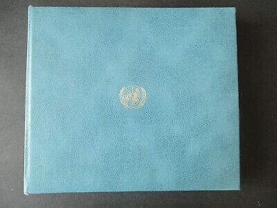 ESTATE: United Nations Collection in Album - Must Have!! Excellent Item! (a306)