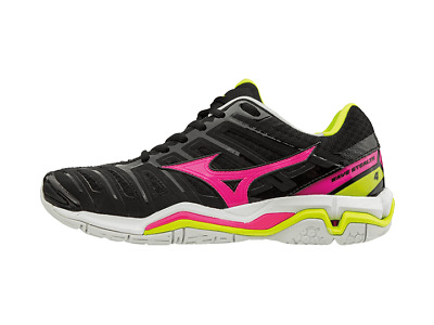 NEW MIzuno Stealth 4 Netball/Volleyball Shoe -Womens (RRP$220) Clearance