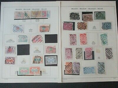 ESTATE: Belgium Collection on Pages - Must Have!! Great Value (P1207)