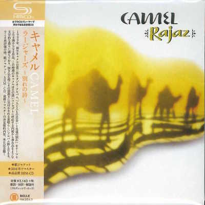 CAMEL-RAJAZ-JAPAN MINI LP SHM-CD  Hi25
