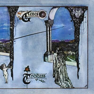 Genesis Trespass  Cd Audio  Nuovo Sigillato