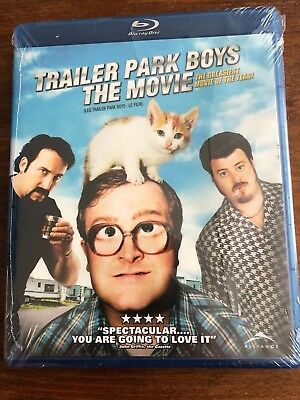 Trailer Park Boys - The Movie (Blu-ray Disc, 2009, Canadian)