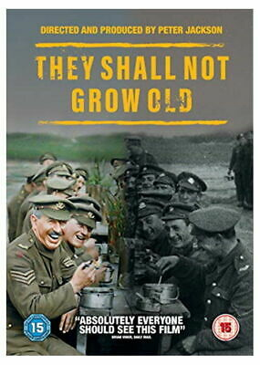 They Shall Not Grow Old [Edizione: Regno Unito] New Dvd
