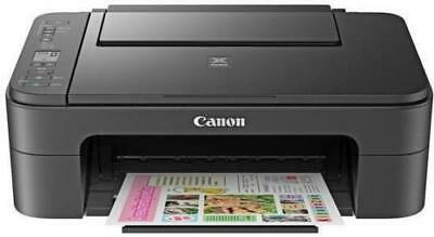 Canon TS3150 PIXMA All-in-One Inkjet Printer - Black Comes With Ink