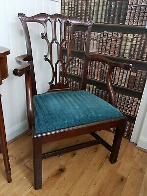 Antique Mahogany Bedroom Nursing Small Carver Chair. Local Delivery Available