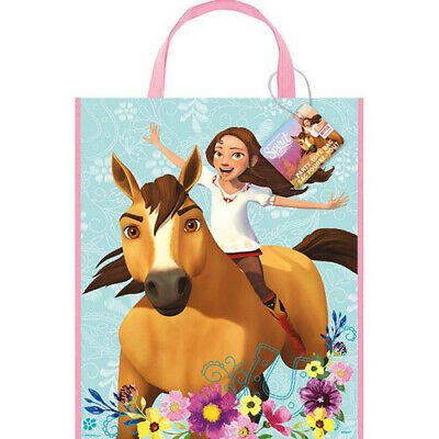 8 Dreamworks Spirit Loot Bags Fill w// Favors Treats Riding Free Birthday Party