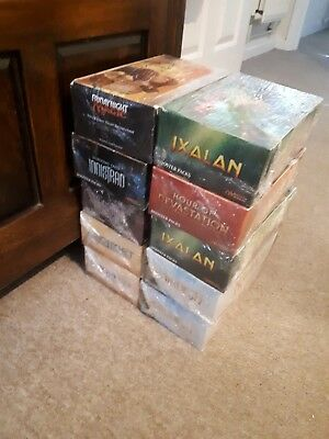 Mtg edh mixed box 105 rares, booster box full of commons / uncommons   4/1 ratio